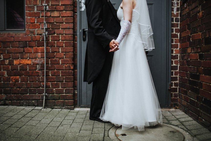 Erster Hochzeitstag, ja wir dürfendas